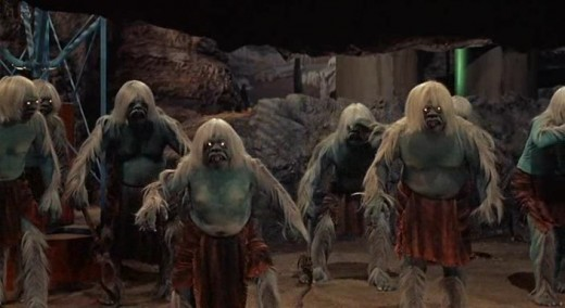 Run! Morlocks!