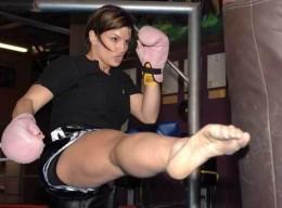 Kickboxing MMA Everlast Heavy Bag