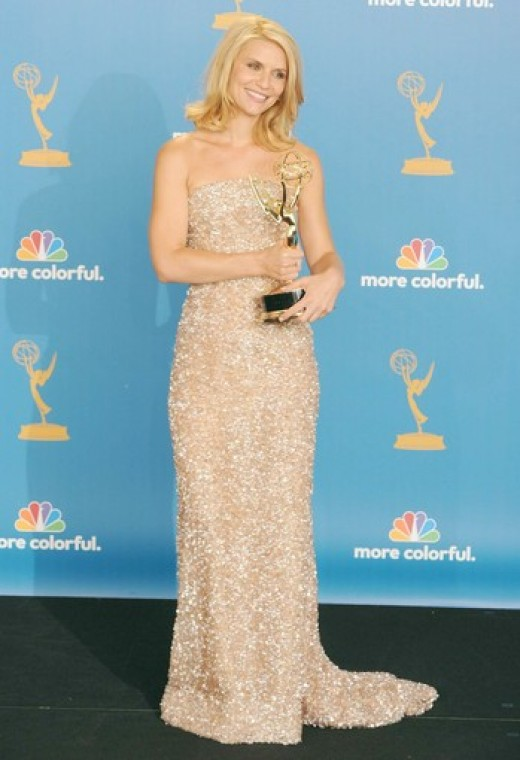 Claire Danes won an Emmy Award for her portrayal of Temple Gradin.