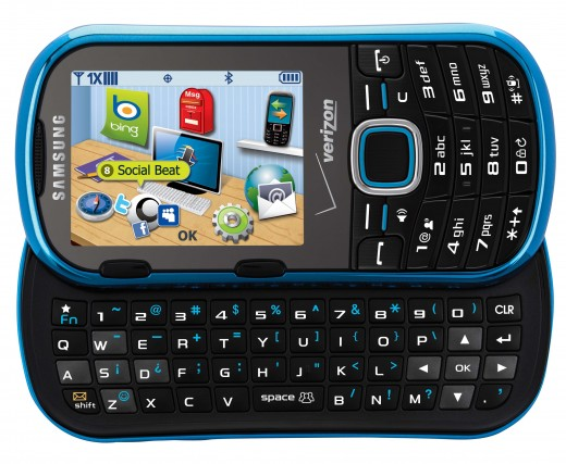 Samsung Intensity II.