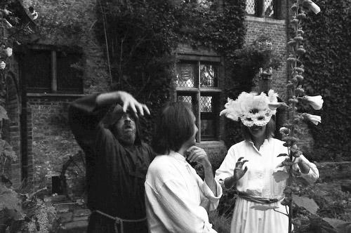 David De Graef & the Phantoms of Bruges-la-Morte...