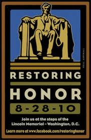 Glenn Beck - Restoring Honor In America