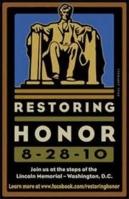 Glenn Beck - Restoring Honor In America