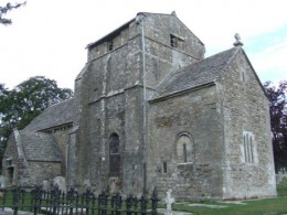 Normandy Church In Studland