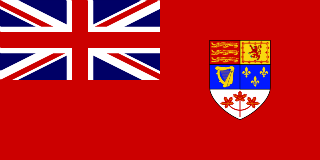 Canadian Flag - 1876 - 1965