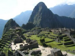 Perhaps a Discount Flight to Peru will take you here.