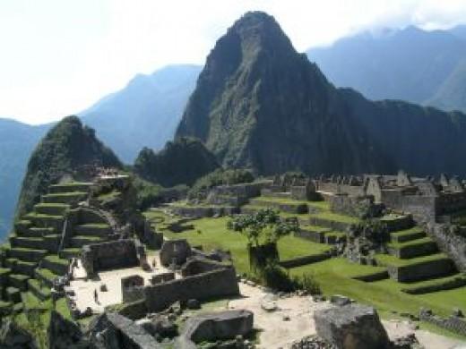 Perhaps a Discount Flight to Peru will take you here.