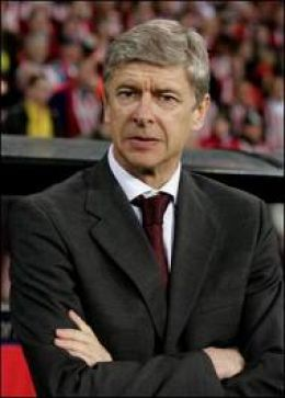 Arsene Wenger Picture from Sportsmax