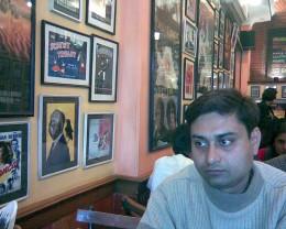 Inside Big Chill Restaurant Delhi