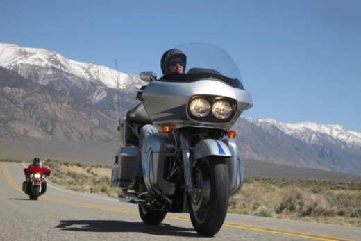 The HD Road Glide FLTRU