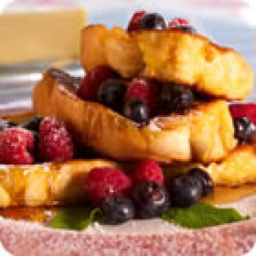 French toast is one of my favorite things to eat it has great flavor and is really easy to prepare when I first started cooking this was one of my poor mans meals because bread and eggs were real cheap then.