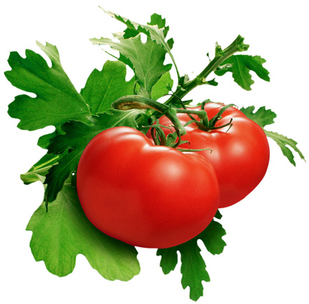 Avoid acidic foods such as tomato