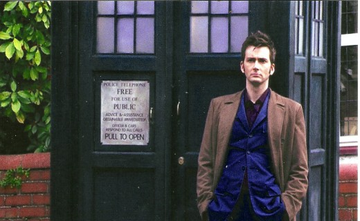 Doctor Who with David Tennant