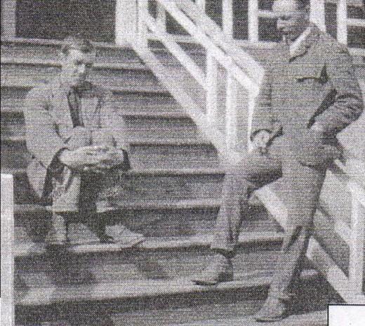 Lionel & Eric Stobart