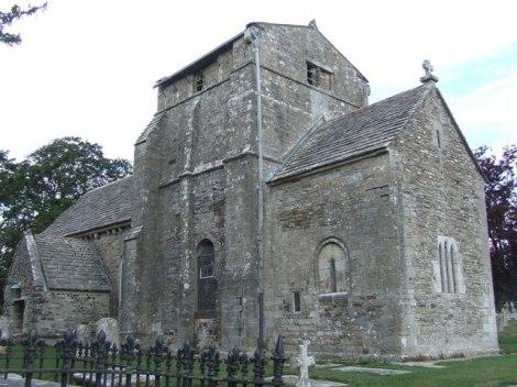 Norman St. Nicholas Church