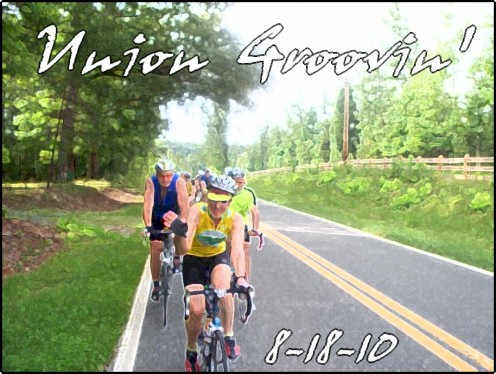 Wednesday's Union Grove Ride Grooves to Mebane