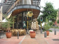 Best Lunch Spots In Melrose Arch, Johannesburg (JHB); Grand Central, Tashas and other restaurants