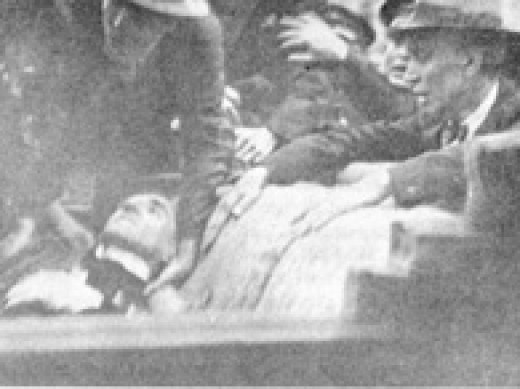 King Alexander 1 dies