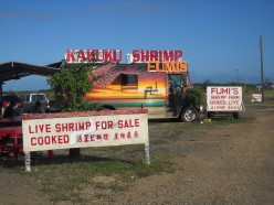 Fresh Shrimp Trucks