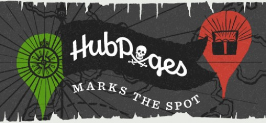 Hubpages Marks the Spot Contest - Hub #1 - Week 1 - hmtswk1