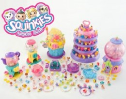 Squinkies Toys Playsets