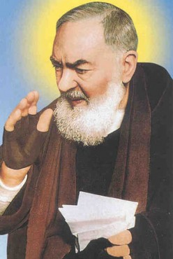 Father Pio the master of Astral Projection