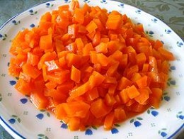 Carrot Tsimmes. Image from wikipedia.