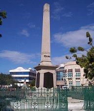 Cenotaph in Bridgetown