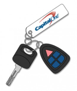 Capital One makes auto financing a breeze.