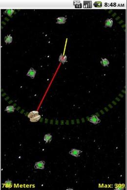 Gravity Tow, screenshot courtesy of AppBrain.com