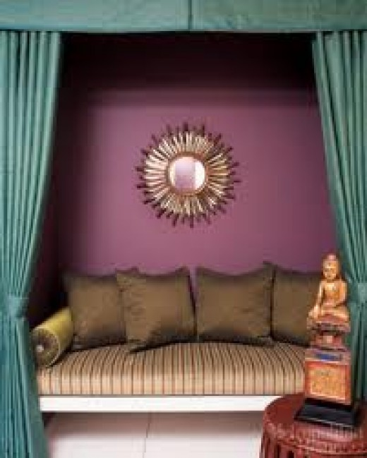 Decorating tips for niches alcoves and other small spaces hubpages - Small space design tips decoration ...