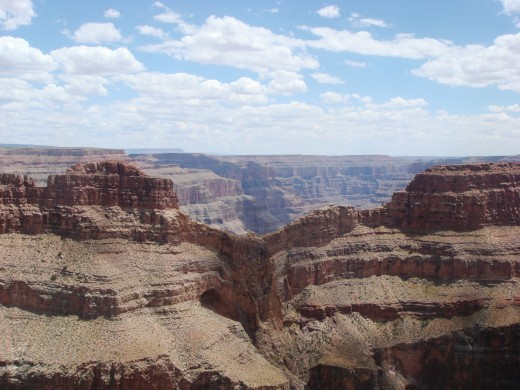 Eagle Point, Grand Canyon West Rim