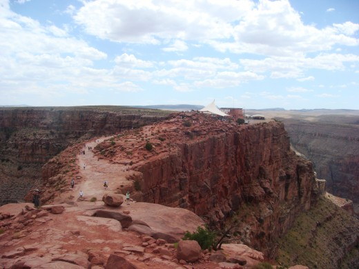 Guano Point, Grand Canyon West Rim