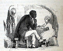 Uncle Tom supplied by Wikipedia