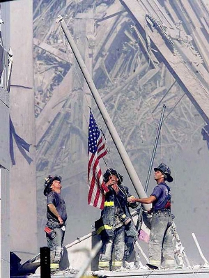 9/11 Never forget...