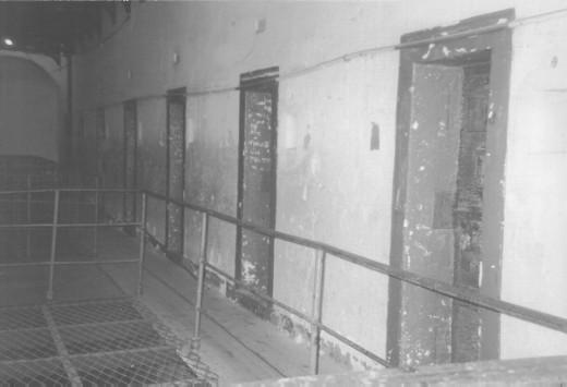1916 Landing  Kilmainham Jail