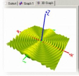 GraphCalc Screenshot
