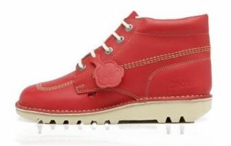 The revolutionary Kickers Hi Boot