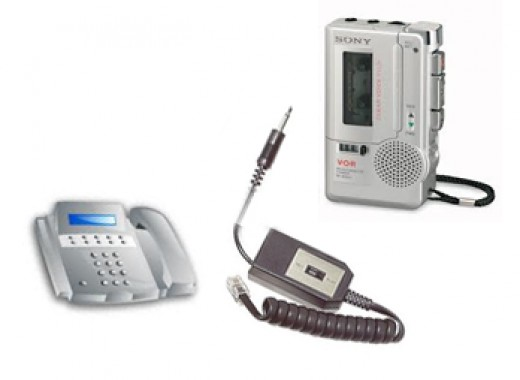 Inline Phone Recording