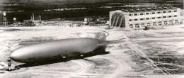 Hindenburg at Lakehurst Naval Base