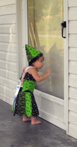 """""""Littlest Witch """" Outfit by me"""