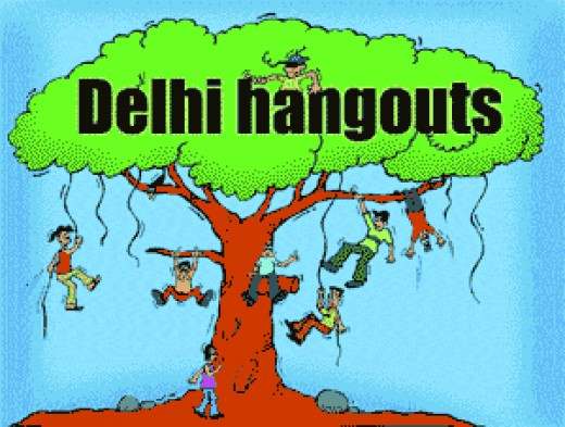 Delhi Hangouts for College and University Students