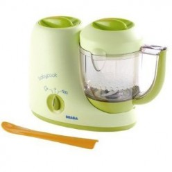 Make Your Own Baby Food - Beaba BabyCook - The Ultimate Three in One Baby Food Maker
