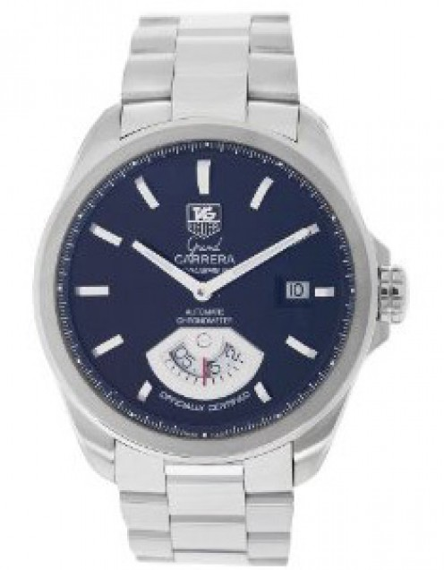 Silver watch for men