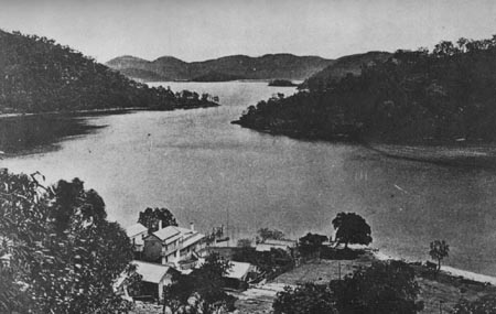 Old Photograph of Hawkesbury