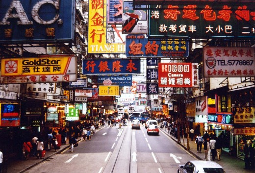 Tourists Destinations in Hong Kong