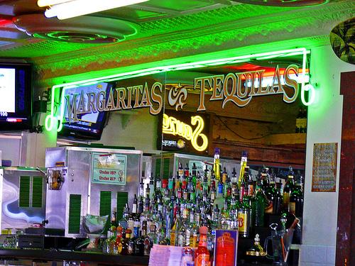 Bar at Phil Sandavol's Mexican Restaurante