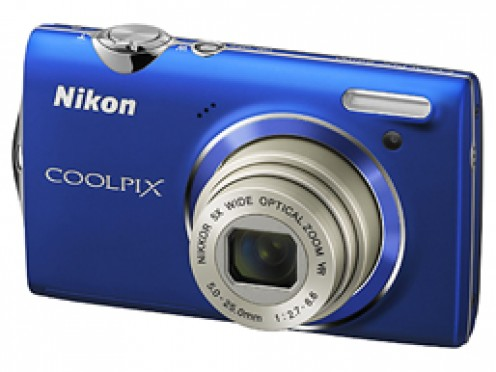 COOLPIX S5100 - Blue
