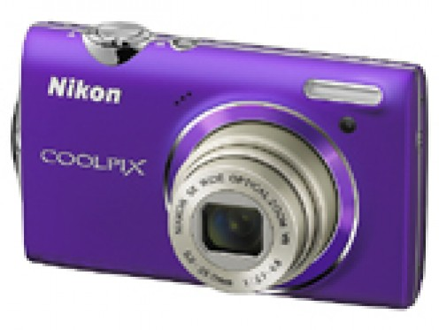 COOLPIX S5100 - Purple