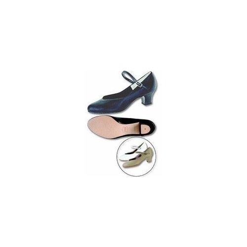 "Women's Tan ""Tap Queen"" Dance Shoes (Large Sizes)"